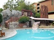 Pool slide at the Grand, ©www.my-disneyland-vacation.com