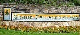 Disney Grand Californian Hotel Sign ©www.my-disneyland-vacation.com